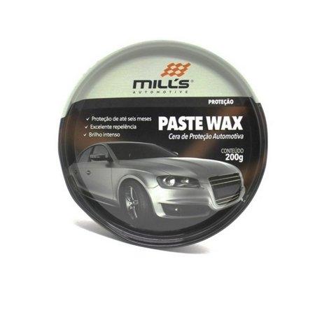 PASTE WAX 200G - MILLS