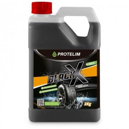 SELANTE PARA PNEUS BLACK X 2KG - PROTELIM