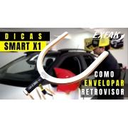 SUPORTE PARA ENVELOPAR RETROVISOR SMART-X1 85-21400