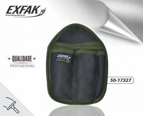BAINHA P/ FERRAMENTAS C/5 BOLSO - EXFAK