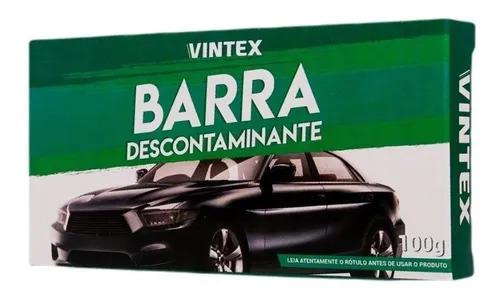 BARRA DESCONTAMINANTE V-BAR 100G - VINTEX
