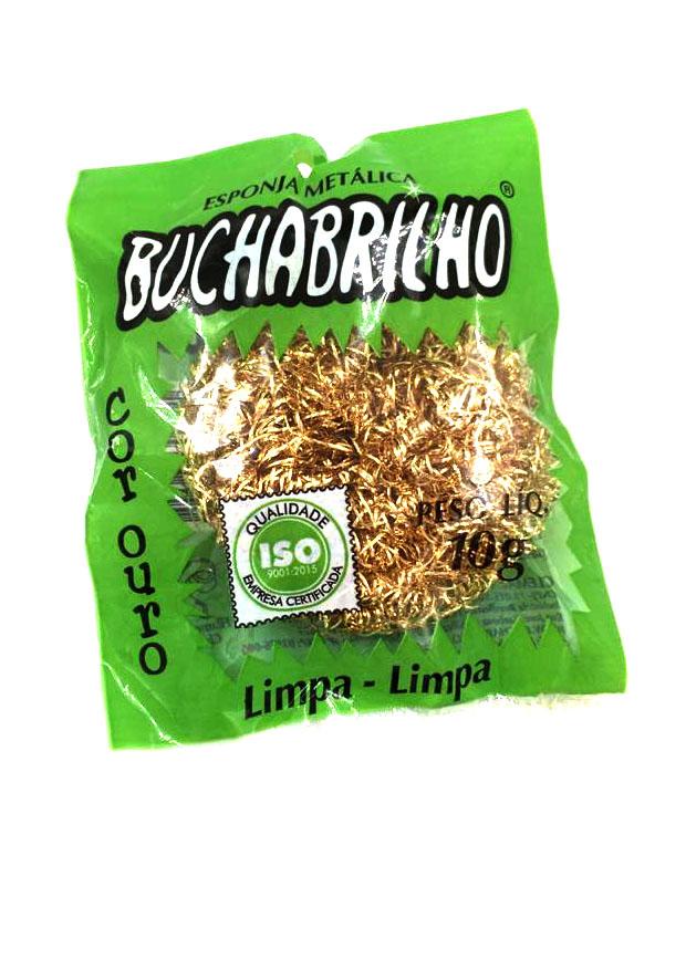 BUCHA BRILHO - CLEMAC