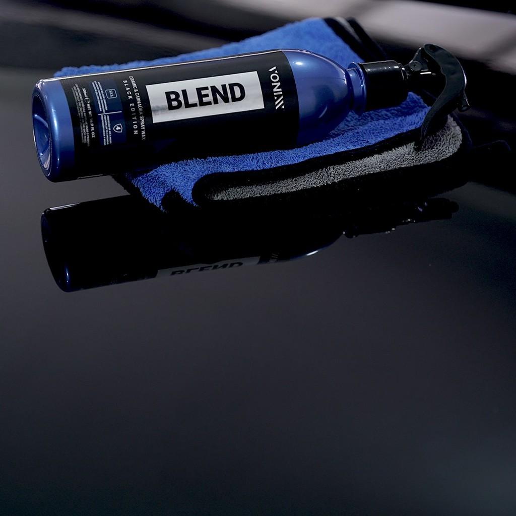CERA BLEND SPRAY BLACK 500ML