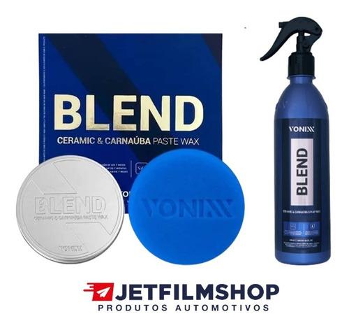 Cera Blend Spray Wax Vonixx + Cera Blend Pasta Vonixx