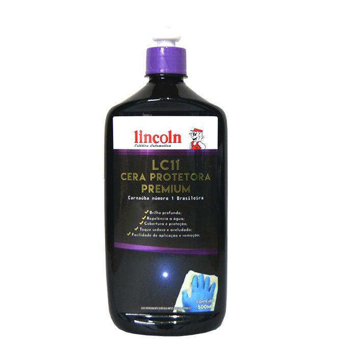 CERA PROTETORA PEMIUM LC11 500ML - LINCOLN