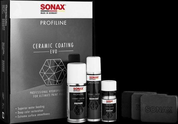 CERAMIC COATING CC EVO - SONAX