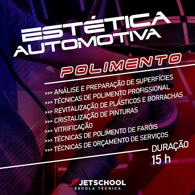 CURSO DE POLIMENTO TÉCNICO - 15 HORAS