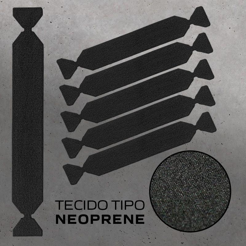 FELTRO PARA ESPATULA BUFFER BLACK EDGE DOUBLE 20CM - JOKER