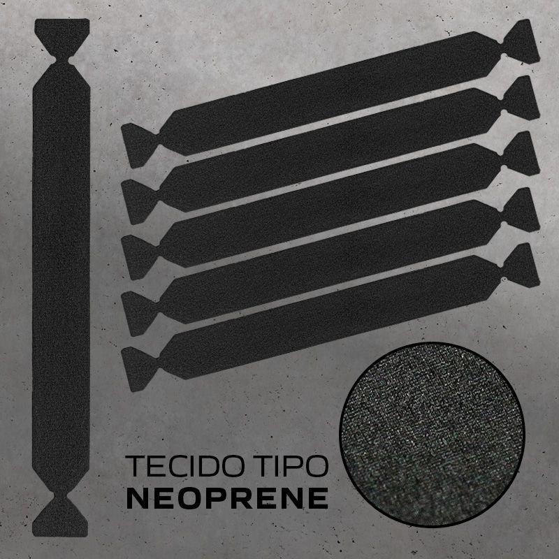 FELTRO PARA ESPATULA BUFFER BLACK EDGE DOUBLE 25CM - JOKER