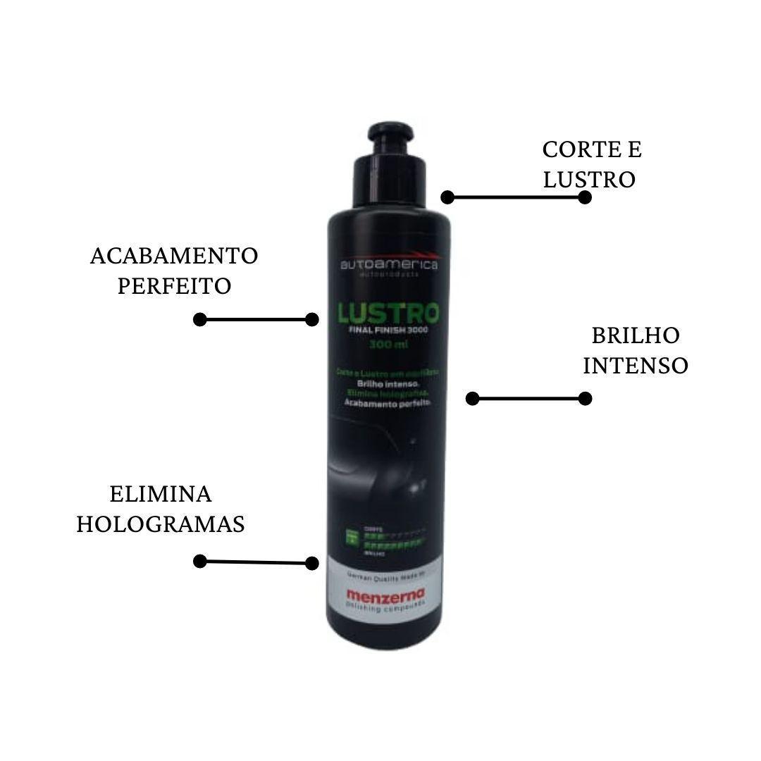 Lustrador Premium Lustro Ff3000 300ml Menzerna