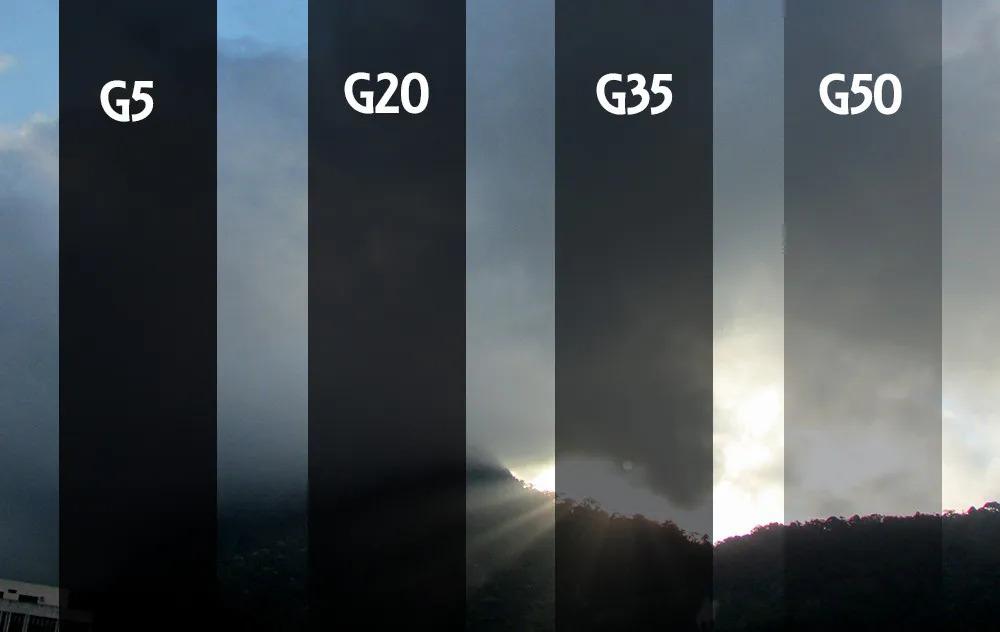 PELÍCULA G50 - PROFISSIONAL FUMÊ