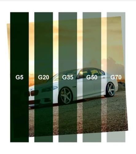 PELÍCULA G5 - PROFISSIONAL VERDE