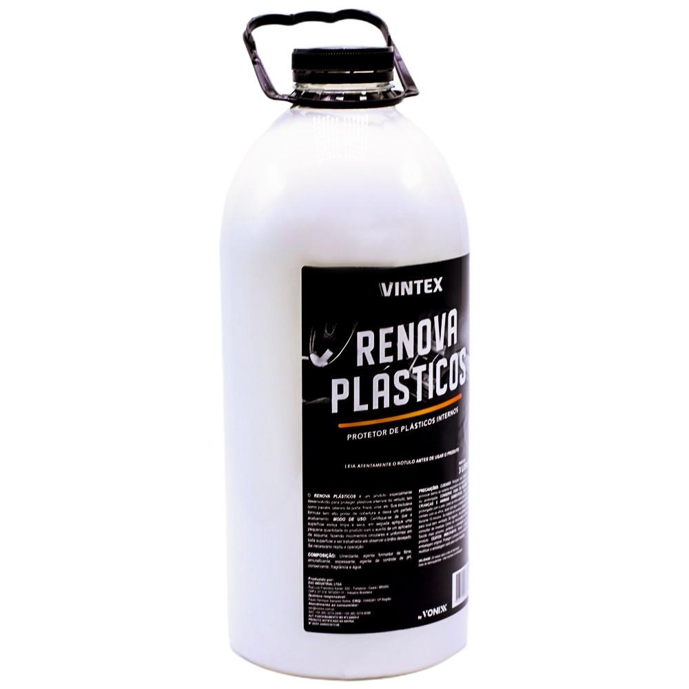 RENOVADOR DE PLASTICOS 3L - VINTEX