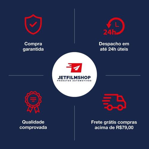 Selante Revitaliza Tira Riscos V80 + V40 Polimento + Flanela