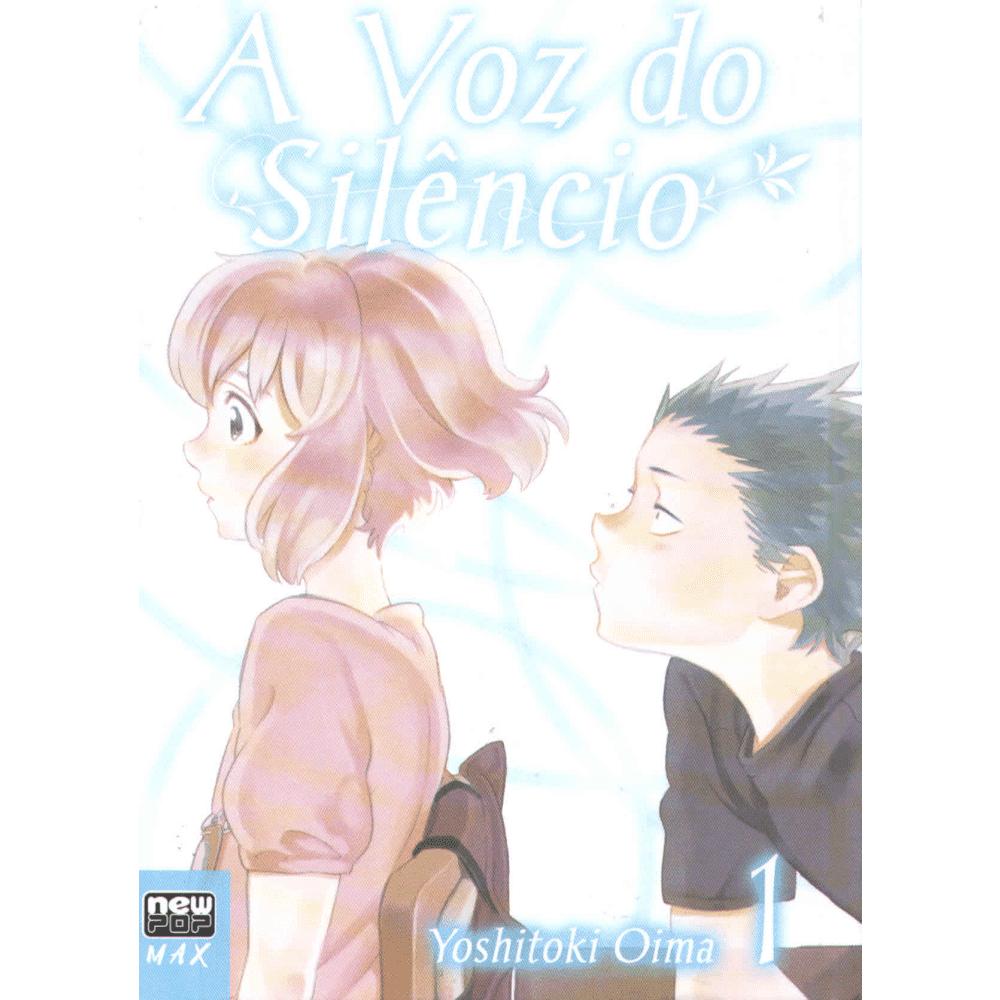 A voz do silêncio - Escrito em potuguês