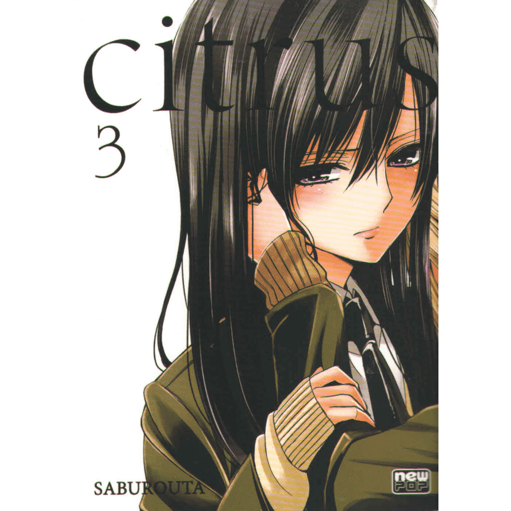 Citrus vol.3 - Escrito em Português