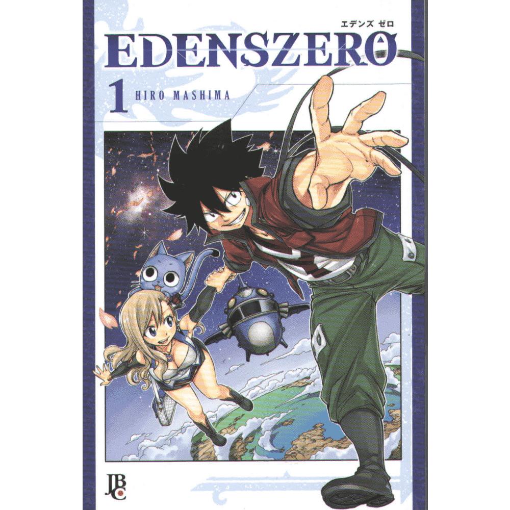 EdensZero vol.1 - Escrito em Português
