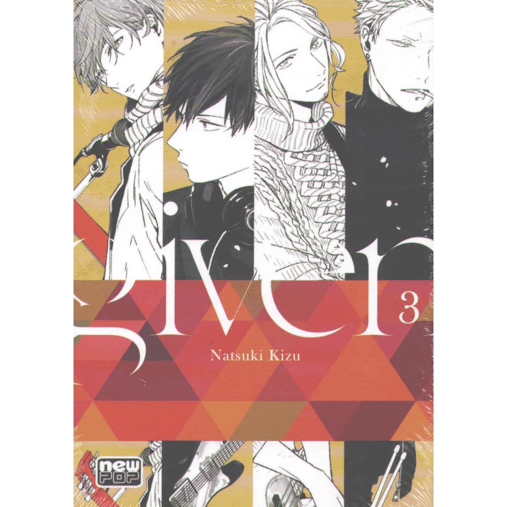 Given vol. 3 - Escrito em português