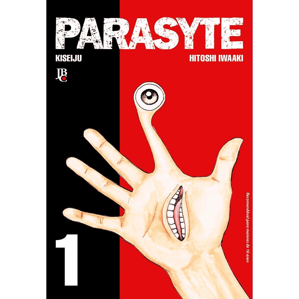 PARASYTE vol.1 - Escrito em português