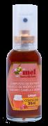 Spray de mel com própolis sabor canela e romã - 35 ml