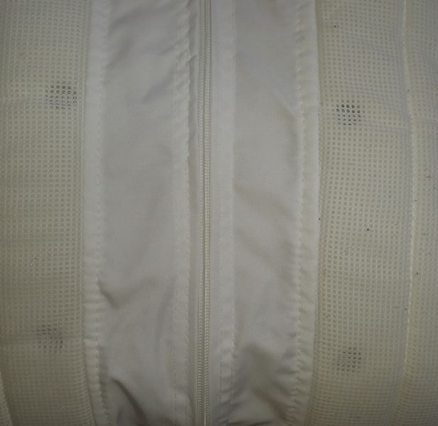 Calça de nylon c/ refrigeração branco
