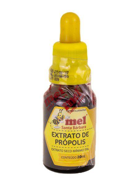 Extrato de própolis 11% - conta gotas - 20ml