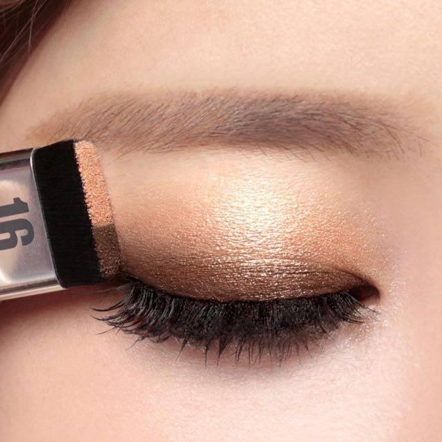 16 BRAND  Eye Magazine Kit sombras cor 1-Everyday