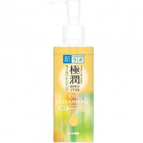 HADA LABO Gokujyun Makeup Removing Cleansing Oil 200ml