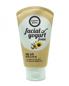 HAPPY BATH Facial Yogurt Mild Foam 120g