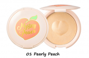 It's skin Mystery Peach Bouncy Highlighter