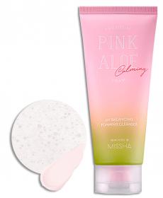 MISSHA Pink Aloe pH Balancing Foam 140ml
