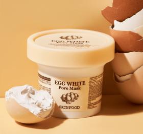SKINFOOD Egg White Pore Mask 125g