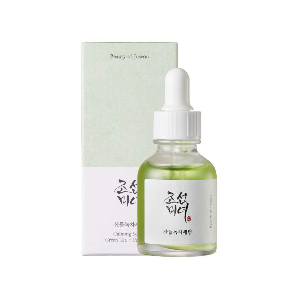 BEAUTY OF JOSEON Calming Serum : Green tea+Panthenol 30ml