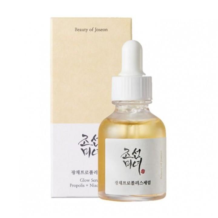 Beauty of Joseon Glow Serum: Própolis + Niacinamida 30ml