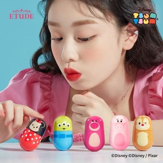 ETUDE HOUSE Disney Tsum Tsum Jelly Mousse Tint