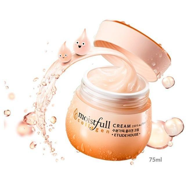 ETUDE HOUSE Moistfull Collagen Cream 75ml