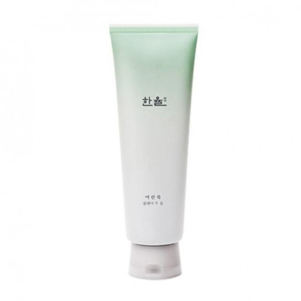 HANYUL Pure Artemisia Clay To Foam - 170ml