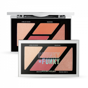 Holika Holika Chunky Funky Blush palette