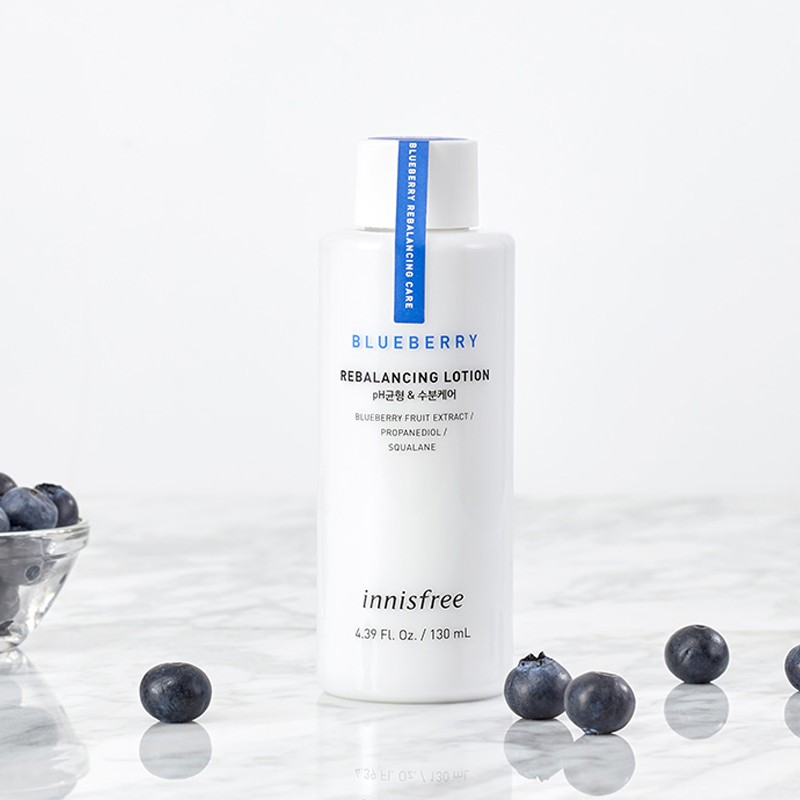 INNISFREE Blueberry Rebalancing Lotion 130ml