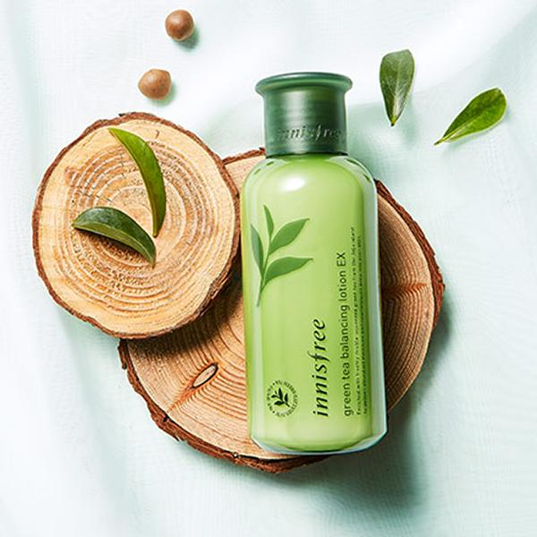 Innisfree Green Tea Balancing lotion EX 160ml
