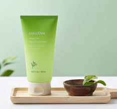 Innisfree Green tea Morning Cleanser  foam 150ml