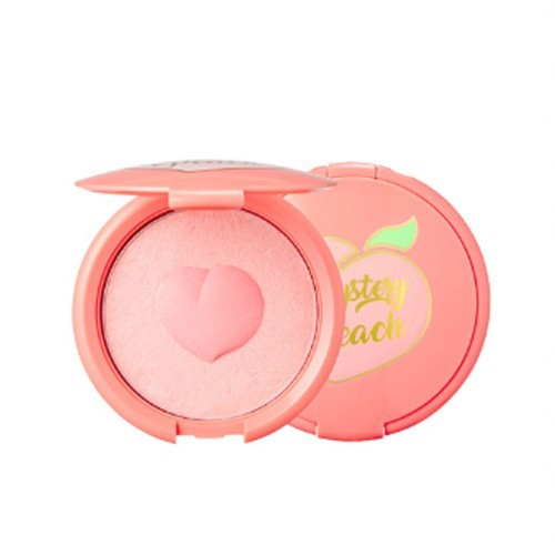 It's skin Mystery Peach Bouncy Blusher cor #2