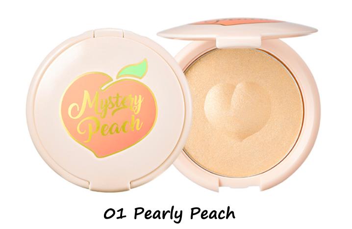 It's skin Mystery Peach Bouncy Highlighter