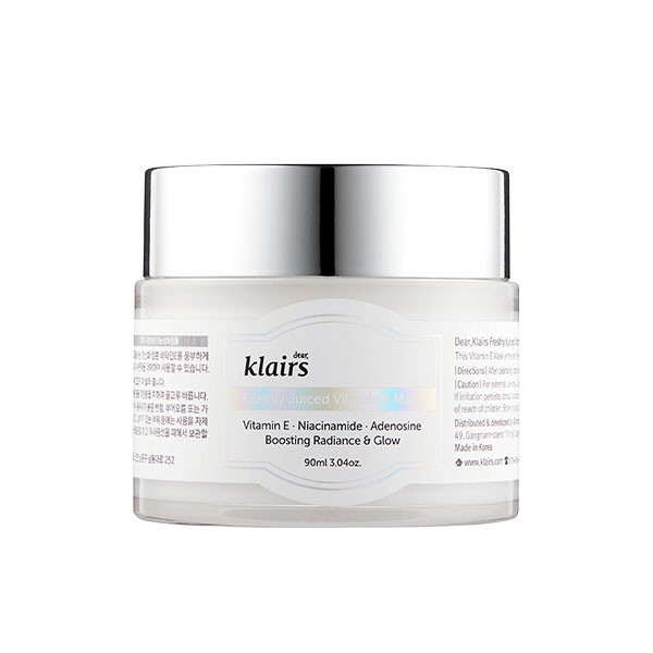 Klairs Freshly Juiced Vitamin E Mask 90ml