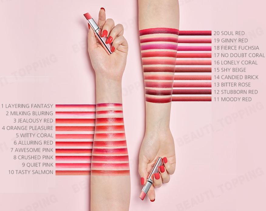 Laneige Layering Lip Bar *Novidade