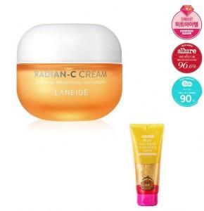 LANEIGE Radian-C Cream 30ml + Brinde