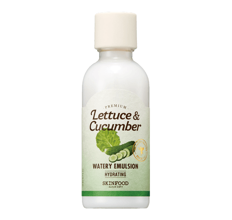 Skinfood Premium Lettuce & Cucumber Watery Emulsion 160ml