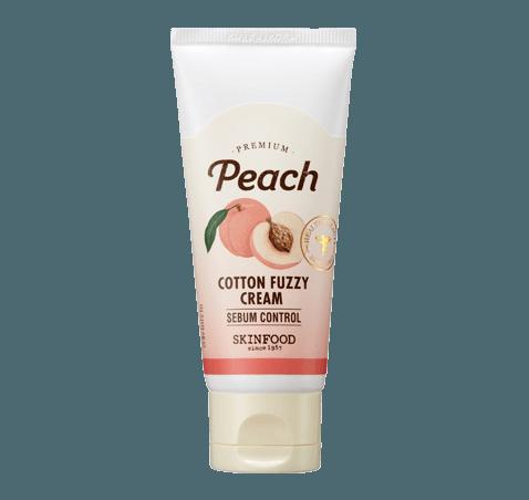 Skinfood Premium Peach Cotton Fuzzy Cream