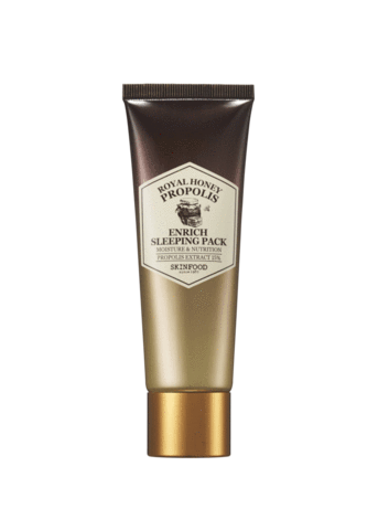 SkinFood Royal Honey Propolis Enrich Sleeping Pack 80ml