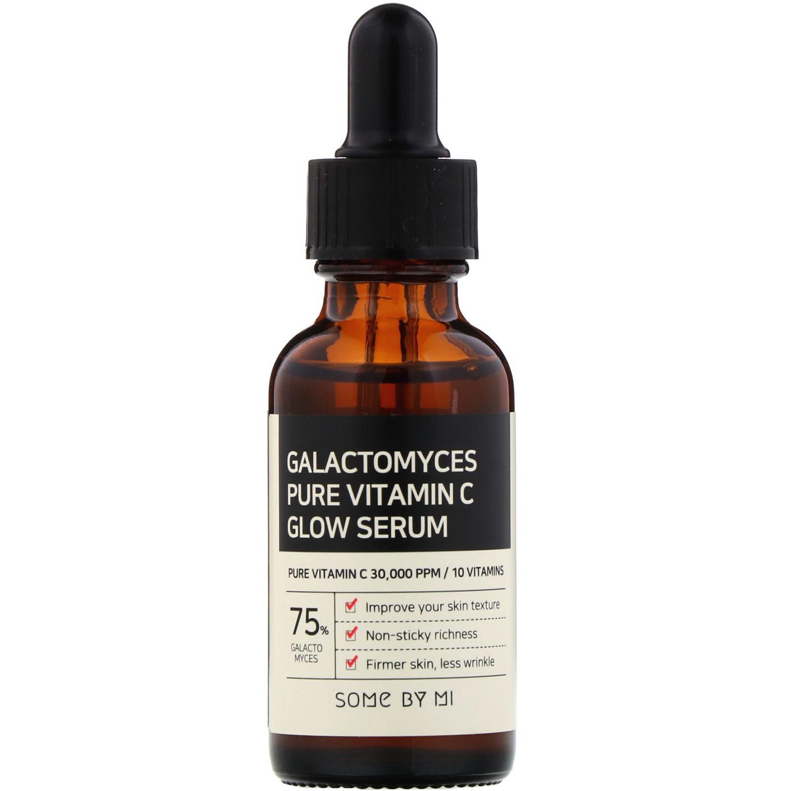 SOME BY MI Galactomyces Pure Vitamin C Glow Serum 30ml